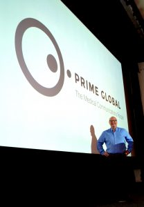 Prime Global Brand Launch